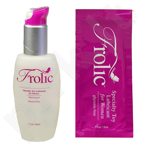 Pink - Frolic Lubricant 100 ml