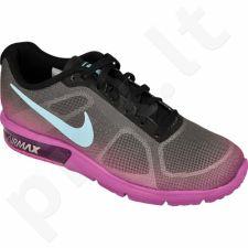Sportiniai bateliai  bėgimui  Nike Air Max Sequent W 719916-010
