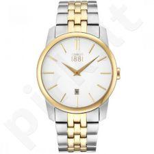 Cerruti 1881 Pavia CRA117STG01MGT vyriškas laikrodis