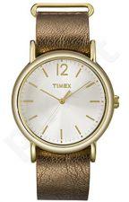 Laikrodis Timex Slip Through Metallic T2P340