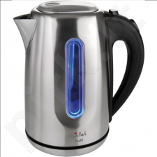 Gallet Kettle Mialet GALBOU726 Standard kettle, Stainless steel, Stainless steel, 2000 W, 360° rotational base, 1.7 L