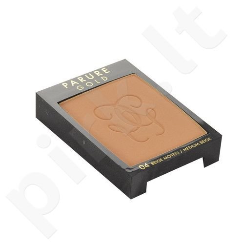 Guerlain Parure Gold kompaktinė pudra SPF15, kosmetika moterims, 10g, (testeris), (04 Medium Beige)