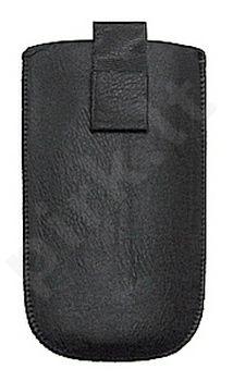 17-E universalus dėklas X2-05 Telemax juodas