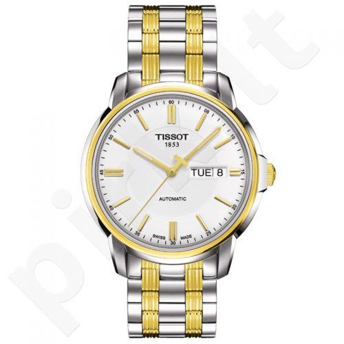 Vyriškas laikrodis Tissot T065.430.22.031.00