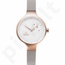 Moteriškas laikrodis Obaku V201LDVWMC