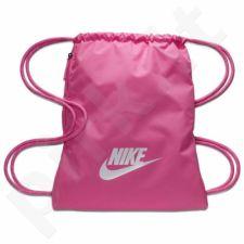 Worek Kuprinė Nike Heritage Gymsack 2.0 BA5901-610