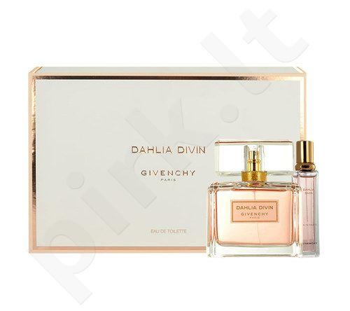 Givenchy Dahlia Divin rinkinys moterims, (EDT 50ml + 12,5ml EDT)