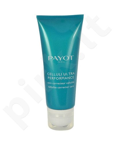 Payot Celluli Ultra Performance Cellulite Corrector Care, kosmetika moterims, 200ml
