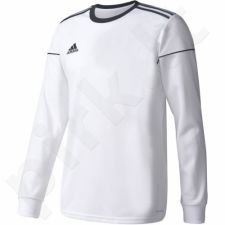 Marškinėliai futbolui Adidas Squadra 17 Long Sleeve M BJ9187
