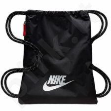 Worek Kuprinė Nike Heritage Gymsack BA5901-010