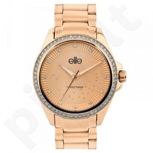 Moteriškas laikrodis ELITE E53534G-812