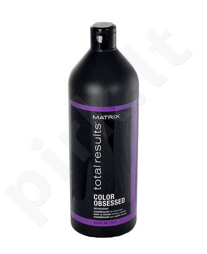 Matrix Total Results Color Obsessed kondicionierius, kosmetika moterims, 1000ml