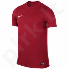 Marškinėliai futbolui Nike Park VI Junior 725984-657