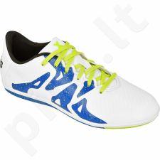 Futbolo bateliai Adidas  X 15.3 IN Jr S74652