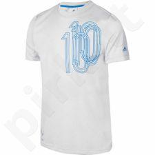 Marškinėliai Adidas Messi Icon Tee Junior AX6358