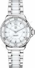 Laikrodis TAG HEUER F1 moteriškas WAH1213BA0861