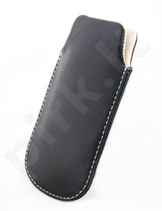 Dėklas Vena Samsung Galaxy S3 juodas (raudonas)