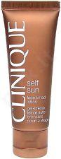 Clinique Self Sun Face Tinted Lotion, kosmetika moterims, 50ml