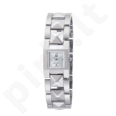 Moteriškas laikrodis Q&Q F289-204Y