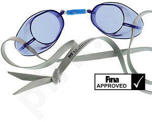 Plaukimo akiniai Swedish standart 99223 6 blue