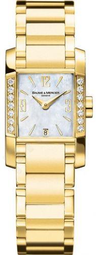 Laikrodis BAUME & MERCIER DIAMANT 22mm M0A08698