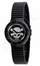 Laikrodis HIP HOP - SKULL Nero/ Black  HWU0450