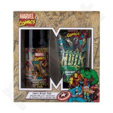 Marvel Comics Hero rinkinys moterims, (dezodorantas 150 ml + dušo želė 150 ml)