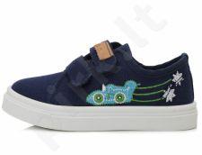 D.D. step tamsiai mėlyni batai 21-26 d. csb-102b