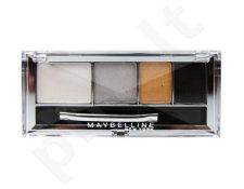 Maybelline Eyestudio Quad, akių šešėliai moterims, 5g, (5 Glamour Browns)