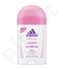 Adidas Control, pieštukinis dezodorantas moterims, 42ml