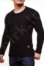 Vyriškas megztinis CRSM - juoda 9503-1
