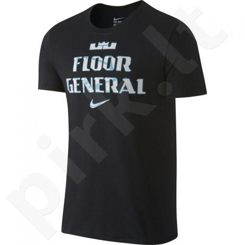 Marškinėliai Nike Lebron James Floor General M 645143-010