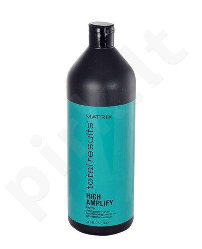 Matrix Total Results High Amplify šampūnas, kosmetika moterims, 1000ml