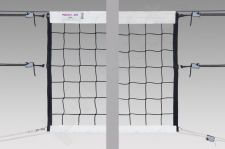 Tinklinio tinklas EXTRA LEAGUE PE+PA-9,5x1m black,