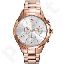Esprit ES109242003 Rose Gold moteriškas laikrodis