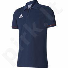 Marškinėliai futbolui polo Adidas Tiro 17 M BQ2689