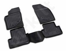 Guminiai kilimėliai 3D VOLVO S60 2001-2009, 4 pcs. /L64004