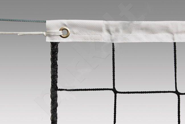 Tinklinio tinklas ECONOM PP-9,5x1m black, 100x100x