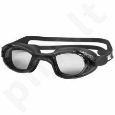 Plaukimo akiniai Aqua-Speed Marea juodas