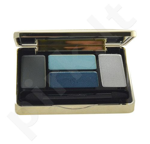 Guerlain Ecrin 4 Couleurs akių šešėliai, kosmetika moterims, 7,2g, (12 Les Aqua)