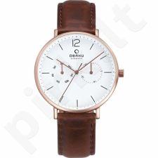 Vyriškas laikrodis Obaku V182GMVWRN