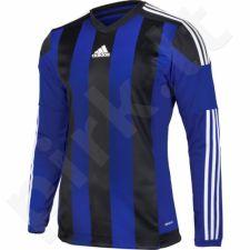 Marškinėliai futbolui Adidas Striped 15 Jersey Long Sleeve M S17192