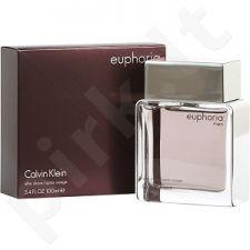 Calvin Klein Euphoria, tualetinis vanduo (EDT) vyrams, 100 ml