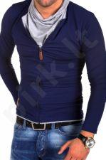 CRM Vyriška palaidinė - mėlyno atspalvio 7921-2
