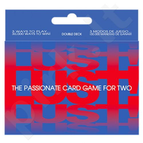LUST! CARD GAME