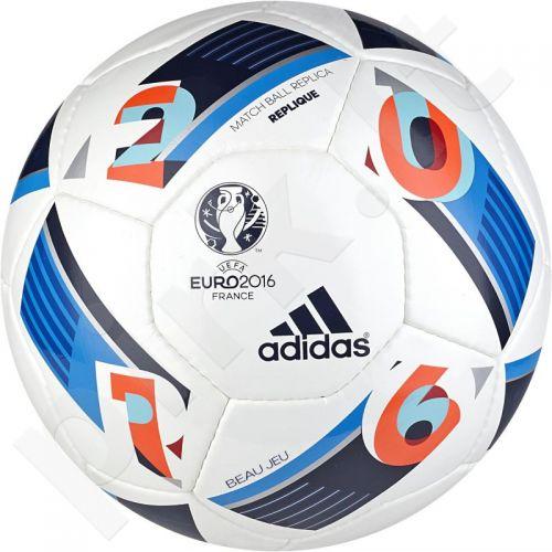 Futbolo kamuolys Adidas Beau Jeu EURO16 Replique AC5430