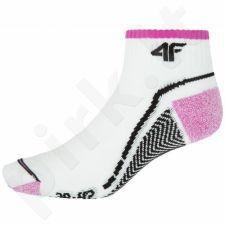 Kojinės 4F W C4L16-SOD004 baltas
