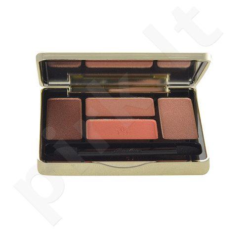 Guerlain Ecrin 4 Couleurs akių šešėliai, kosmetika moterims, 7,2g, (14 Les Fauves)