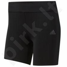 Bėgimo šortai Adidas Response Short Tight W AZ2842