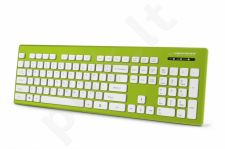 Esperanza EK130G Laidinė, vandeniui atspari USB klaviatūra - SINGAPORE